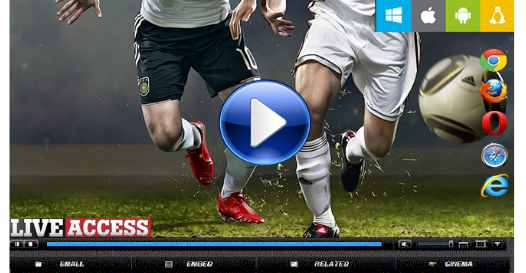 Uefa Super cup 2016 game live stream